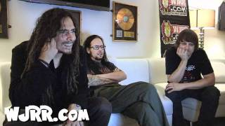 LIVE Chat with KORN 11/09/2011 101one WJRR