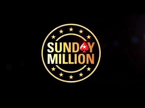 Sunday Million 10/2/15 - Online Poker Show   PokerStars