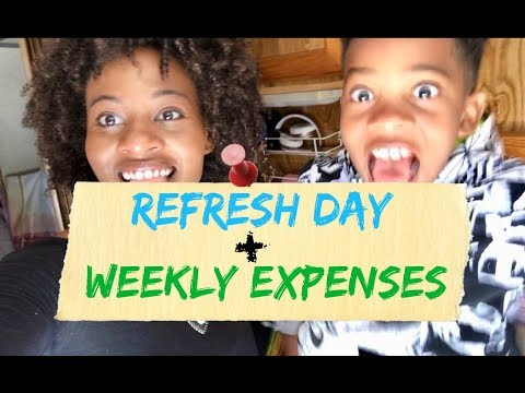 Van Life Weekly Routine + Expenses