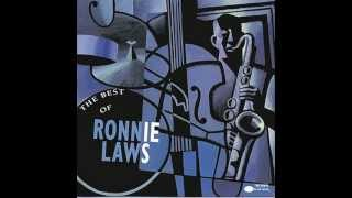RONNIE LAWS - LOVE IS HERE