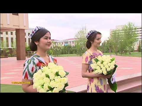 Новости Телевидения Туркменистана25.04.2018