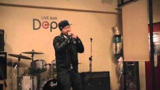 DI-RAY「If I Ain´t Got You(カヴァー)」2010-04-03@LiveBarDepo