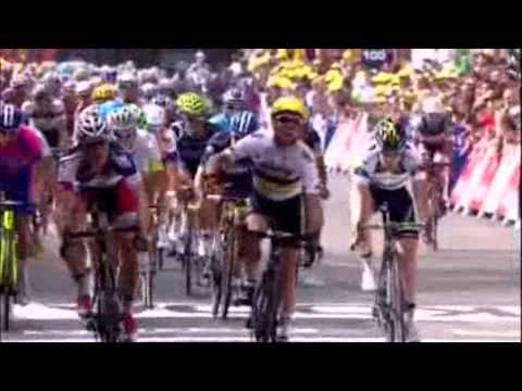 mark cavendish l'homme le plus rapide du monde