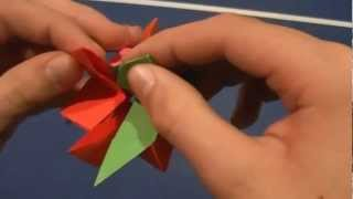 Origami Spike Ball Tutorial