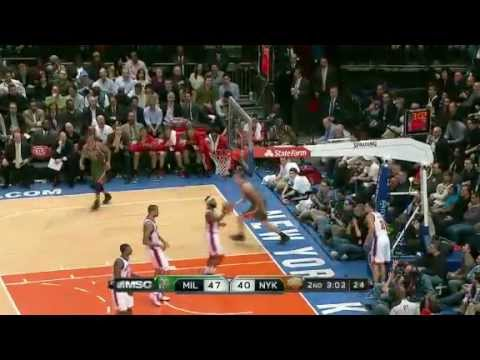 Game Highlights - New York Knicks vs Milwaukee Bucks