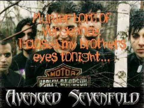 Avenged Sevenfold - Chapter Four (With Lyrics)