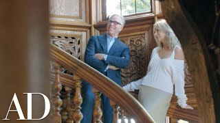 A Room-by-Room Tour of Tommy Hilfiger's All-American Estate | Architectural Digest