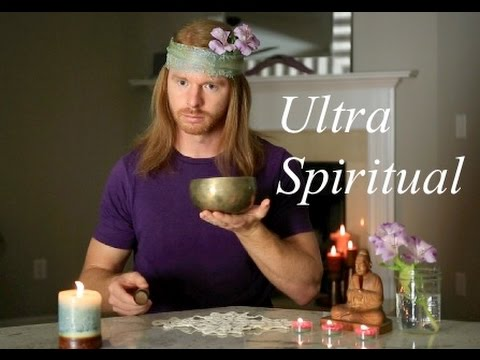 Thumbnail of video How to be Ultra Spiritual (funny) - with JP Sears