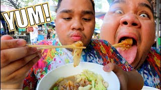 FOODTRIP SA THAILAND (NAKAKAGUTOM BES)| LC VLOGS #160
