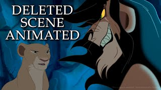 "THE LION KING 20th Anniversary Tribute: ""The Madness of King Scar"""