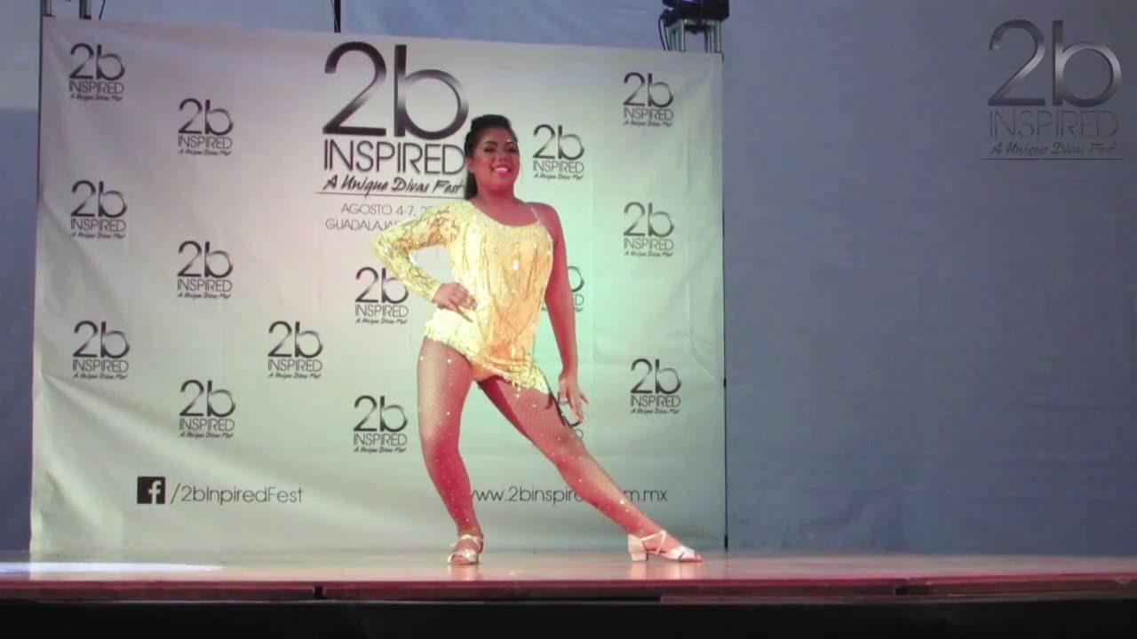 Merary Velazquez | 3er Lugar, Salsa Soloista Kids | 2b Inspired 2016