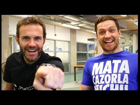 SPENCER VS JUAN MATA!!! - Fifa 16