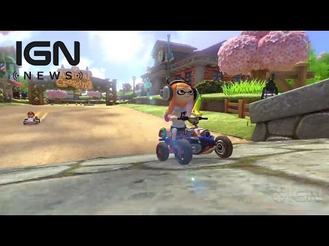Mario Kart 8 Deluxe Announced for Nintendo Switch - IGN News