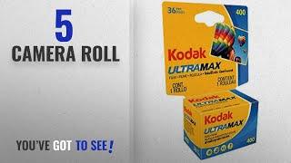 Top 10 Camera Roll [2018]: Kodak 603 4078 Ultramax 400 Color Negative Film (ISO 400) 35mm 36