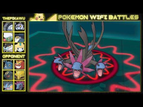 The Havoc Of Hydreigon! (pokemon X And Y Wifi Battle) video