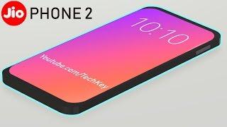 Jio Phone 2 with 5G Jio SIM, Dual Camera, Android 8.0, WhatsApp, Hotspot !