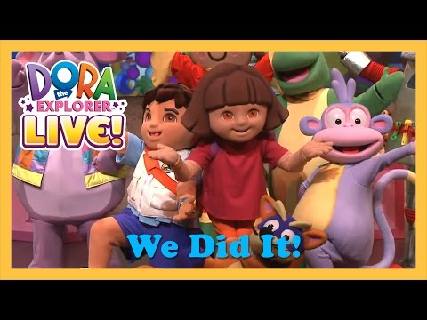 Nickelodeon's Dora The Explore... is listed (or ranked) 38 on the list The Best Broadway Shows for Kids
