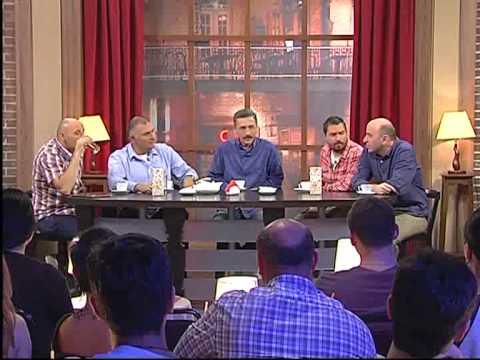 კაცების შოუ გადაცემა I ; სტუმარი: დიმიტრი ტატიშვილი kacebis Show;   stumari :dimitri tatishvili