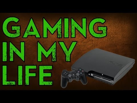 Runescape 3 – Gaming in My Life & Youtube – Woodcutting Commentary