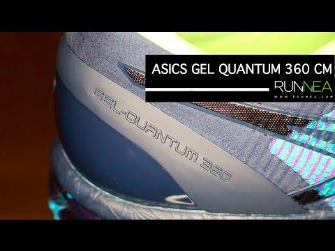 Asics GEL Quantum 360 CM, máxima amortiguación para corredores de más de 80kg