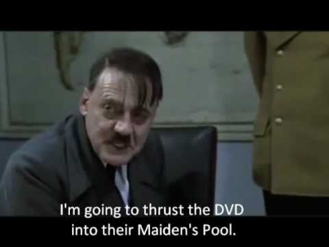 Hitler finds out about Ned Stark in Game of Thrones-SPOILER (english version)
