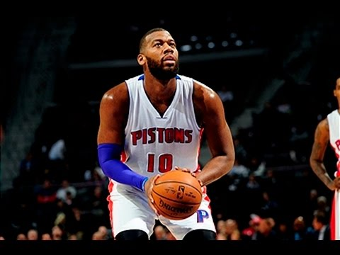 Best of Greg Monroe With the Pistons!