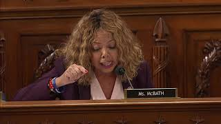 WATCH: Rep. Lucy McBath's full statement in day 1 of Trump impeachment articles markup