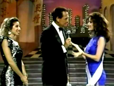 Miss Universe 1987 – Full Show