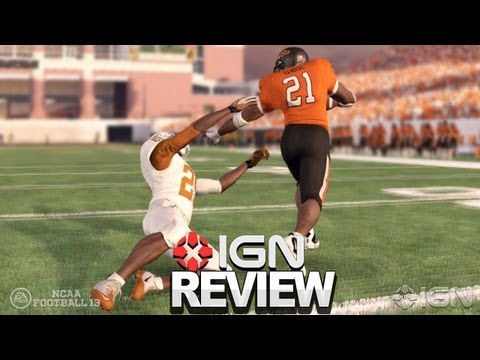 NCAA Football 13 Review - IGN Video Review