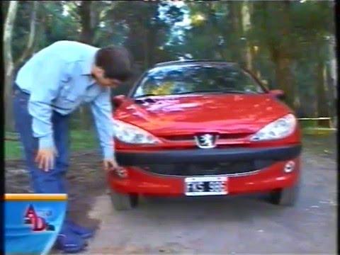 TEST PEUGEOT 206 XT 1 6 16V AT (2006)