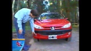PEUGEOT 206 XT 1.6 16V AUTOMÁTICO (2006)TEST AUTO AL DÍA-