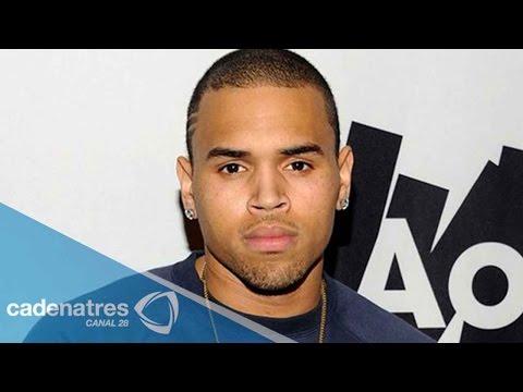 Chris Brown organiza fiesta y acaba en balacera / Chris Brown organizes party and ends in shootout
