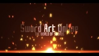 Sword Art Online Anime Trailer FANMADE