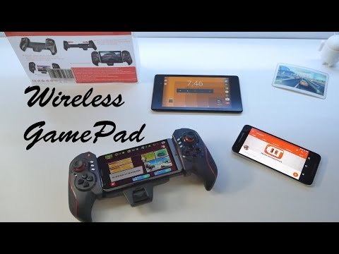 Android Gamepad - Tablet Bluetooth Controller