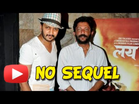 No Sequel Of Lai Bhaari Says Nishikant Kamat & Riteish Deshmukh - Marathi Movie video
