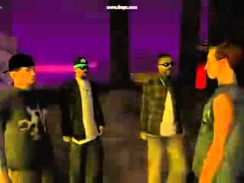 GTA SAN ANDREAS - LOQUENDO - especial de halloween 2011