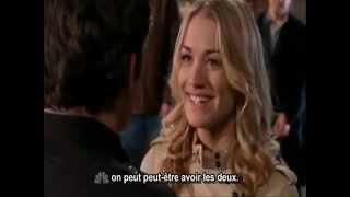 Chuck And Sarah Kiss Season 3 VOSTFR