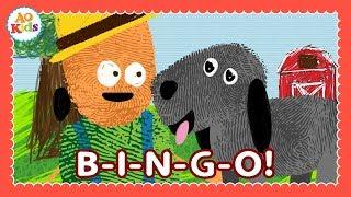 BINGO Dog Song | Kids Songs & Nursery Rhymes