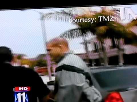 Tito Ortiz arrested for domestic violence Video