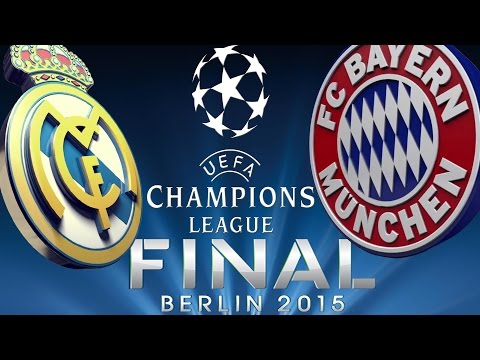 Pro Evolution Soccer 2015 - Uefa Champions League Final   1080p 60fps