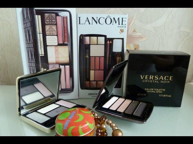 Посмотреть ролик - Покупки в Duty Free (Versace, Guerlain, Dior, Lancome и
