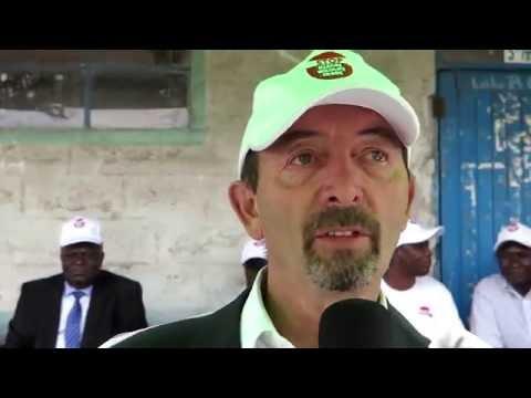 Bien que Mission de maintien de la paix, la MONUSCO a un intérêt marqué pour l'environnement