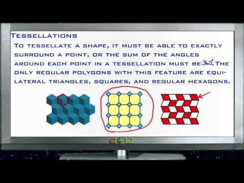 Tessellations Principles - Basic