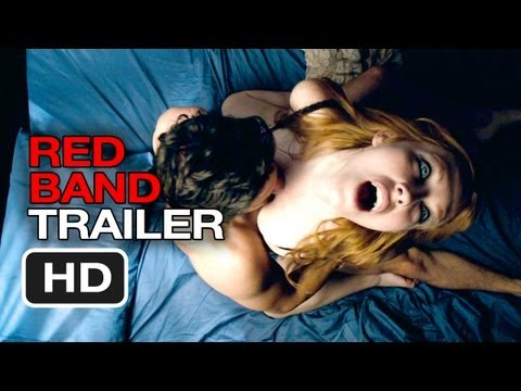 Kiss Of The Damned Official Red Band Trailer #1 (2013) - Vampire Movie HD