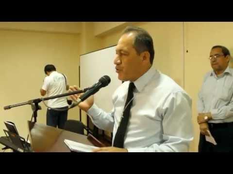 Conferencia en Chone por el mes del Manabitismo