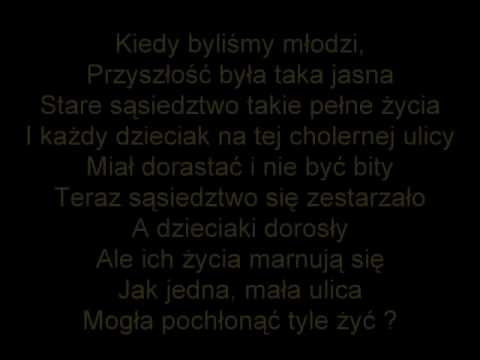 The Offspring - The kids aren't alright Lyrcis ,tłumacz. .