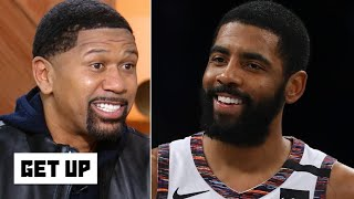 The Nets should keep letting Kyrie Irving 'cook' – Jalen Rose | Get Up