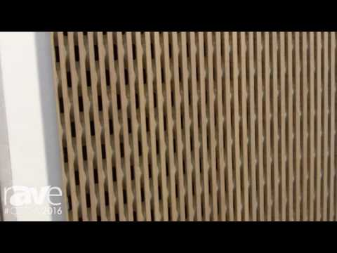 CEDIA 2016: Smith & Fong Plyboo Showcases Acoustical Sound Absorption Panels