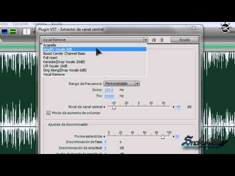 Como  Quitar la Voz del cantante de una cancion En adobe audition(Pista de Audio)