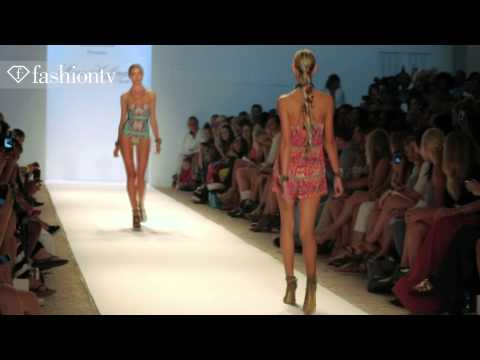 Mara Hoffman Swimwear Spring/Summer 2014 |  Miami Swim Fashion Week | FashionTV
